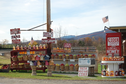 farmstand, continued